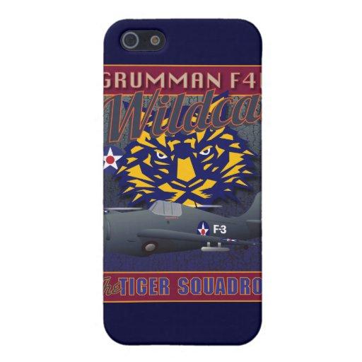 Grumman F4F Salvaje-Speck®Case iPhone 5 Funda