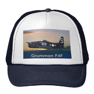 Grumman F4F WIldcat, Grumman F4F Trucker Hat