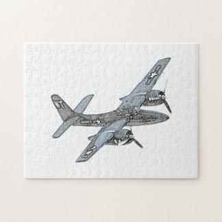 Grumman F7F Tigercat Rompecabeza