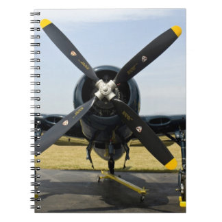 Grumman F8F Bearcat Navy Carrier Fighter on the Notebook