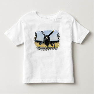 Grumman F8F Bearcat Navy Carrier Fighter on the Toddler T-shirt