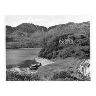 Grumman Goose at Kaflia Bay Postcard