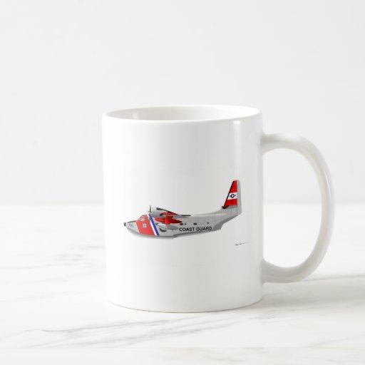 Grumman HU-16B Albatross 7245 Classic White Coffee Mug