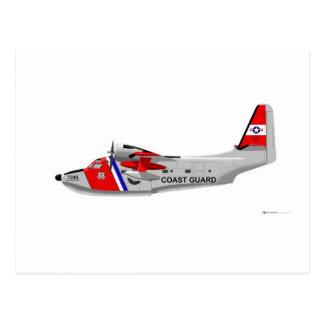 Grumman HU-16B Albatross 7245 Postcard