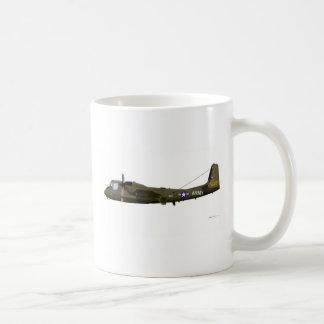 Grumman OV-1 Mohawk Classic White Coffee Mug