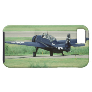 Grumman TBF/TBM Avenger Navy Carrier torpedo iPhone SE/5/5s Case