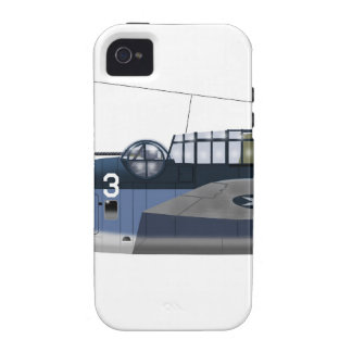 Grumman TBM Avenger Case-Mate iPhone 4 Covers