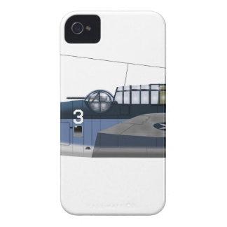 Grumman TBM Avenger iPhone 4 Case-Mate Case
