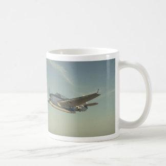 Grumman TBM Avenger Chino Air Museum Classic White Coffee Mug