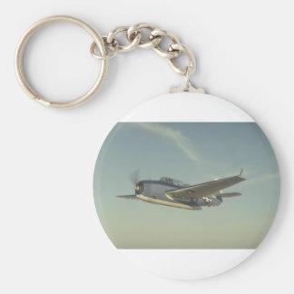 Grumman TBM Avenger Chino Air Museum Keychains