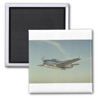 Grumman TBM Avenger Chino Air Museum Fridge Magnet