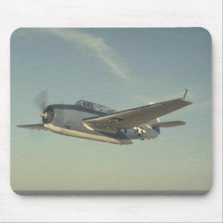 Grumman TBM Avenger Chino Air Museum Mouse Pads