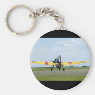 Grumman TBM Avenger, Rear_WWII Planes Keychain