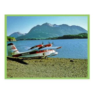 Grumman Widgeon N86616 Postcard