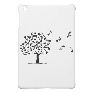 Grumo Festival Black and White iPad Mini Cases