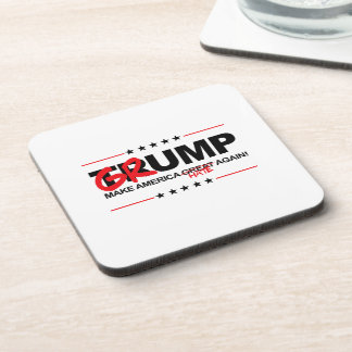 GRUMP 2016 - Make America Hate Again Beverage Coaster