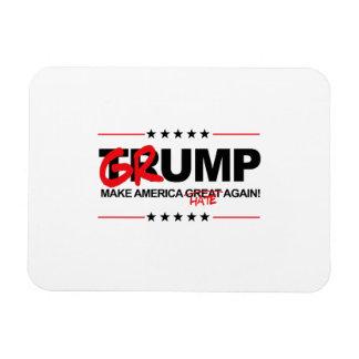 GRUMP 2016 - Make America Hate Again Magnet