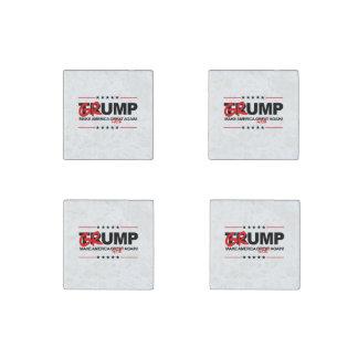 GRUMP 2016 - Make America Hate Again Stone Magnet