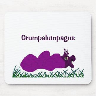 grump mouse pad
