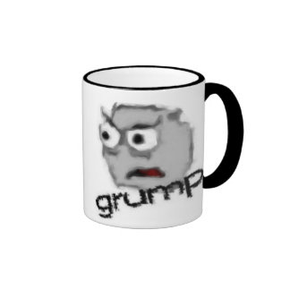 """Grump Mug"