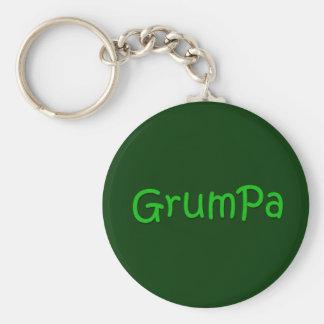 Grumpa's Keychain