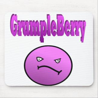 GrumpleBerry Mouse Pad