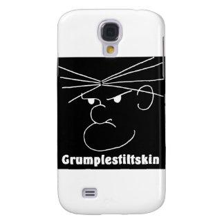 Grumplestiltskin (negro) funda para galaxy s4