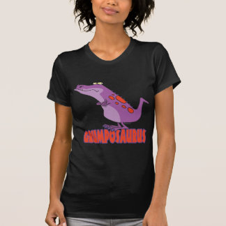 Grumposaurus Grumpy DInosaur Dino T-Shirt