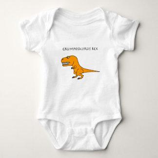 Grumposaurus Rex Orange Tees