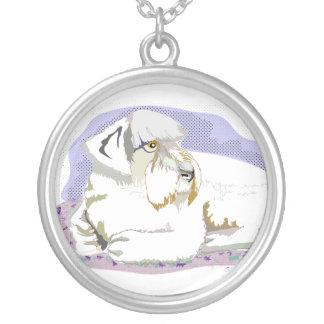 Grumps the Sealyham Custom Necklace