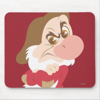 Grumpy 10 mouse pad