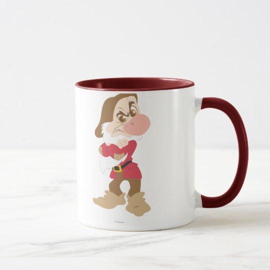 Grumpy 10 mug