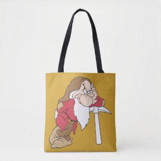 Grumpy 12 tote bag