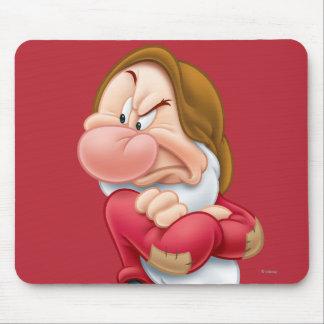 Grumpy 3 mouse pad