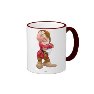 Grumpy 3 ringer coffee mug