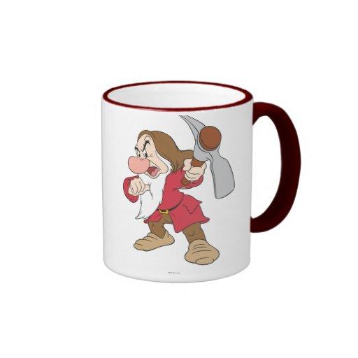 Grumpy 4 ringer coffee mug