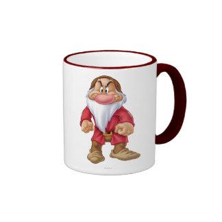 Grumpy 5 ringer coffee mug
