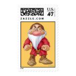 Grumpy 5 postage stamp