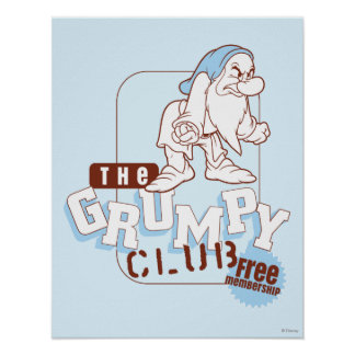 Grumpy 7 poster