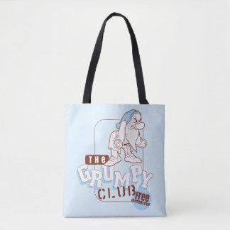 Grumpy 7 tote bag