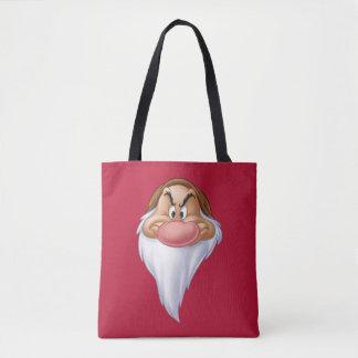 Grumpy 8 tote bag