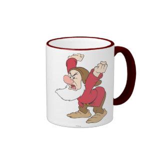 Grumpy 9 ringer mug