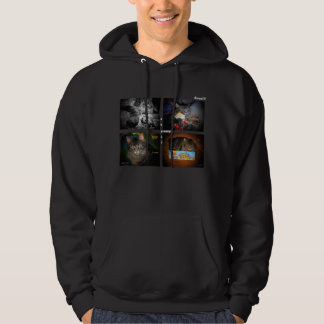 Grumpy Angel hoodie