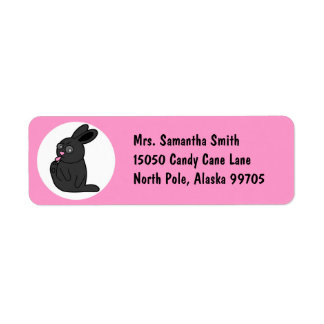 Grumpy Bunny Cleans Her Toes - Pink Label