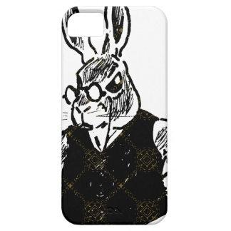 Grumpy Bunny iPhone SE/5/5s Case
