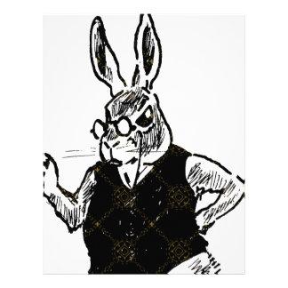 Grumpy Bunny Letterhead
