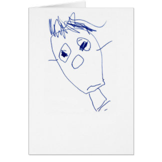 Grumpy Card