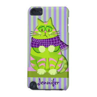 Grumpy cat and Custom Name iPod Touch 5G Covers