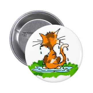 Grumpy Cat Pinback Buttons