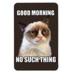 Grumpy Cat Flexible Magnet